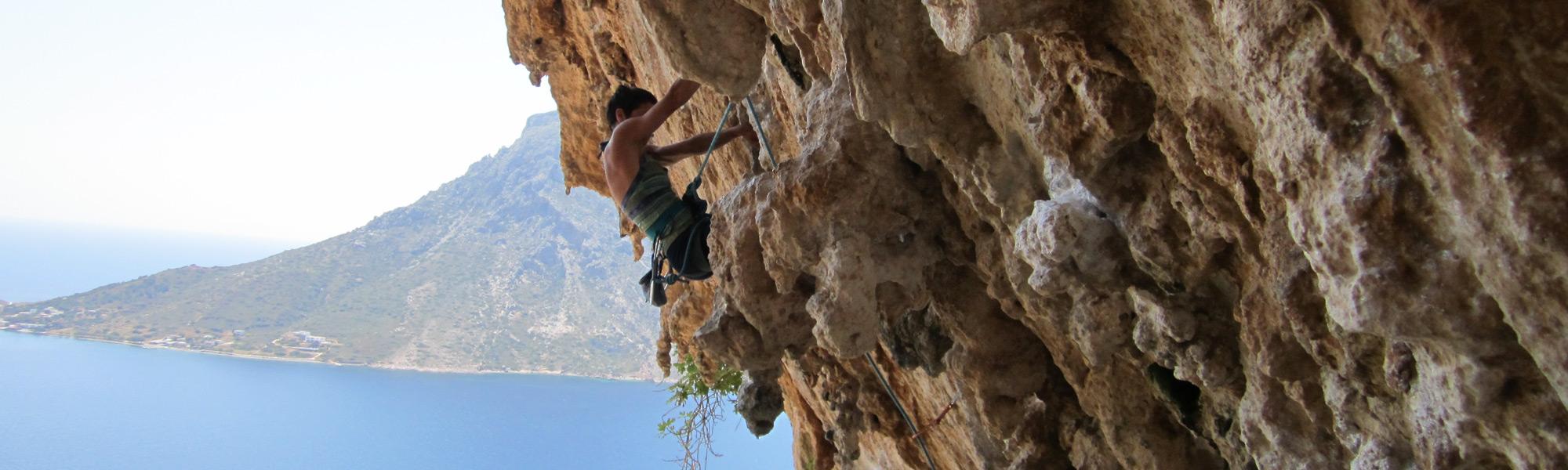 voyage voile et escalade Kalymnos et Turquie