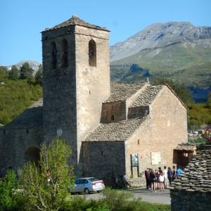 Hébergement dans un village typique du Haut Aragon