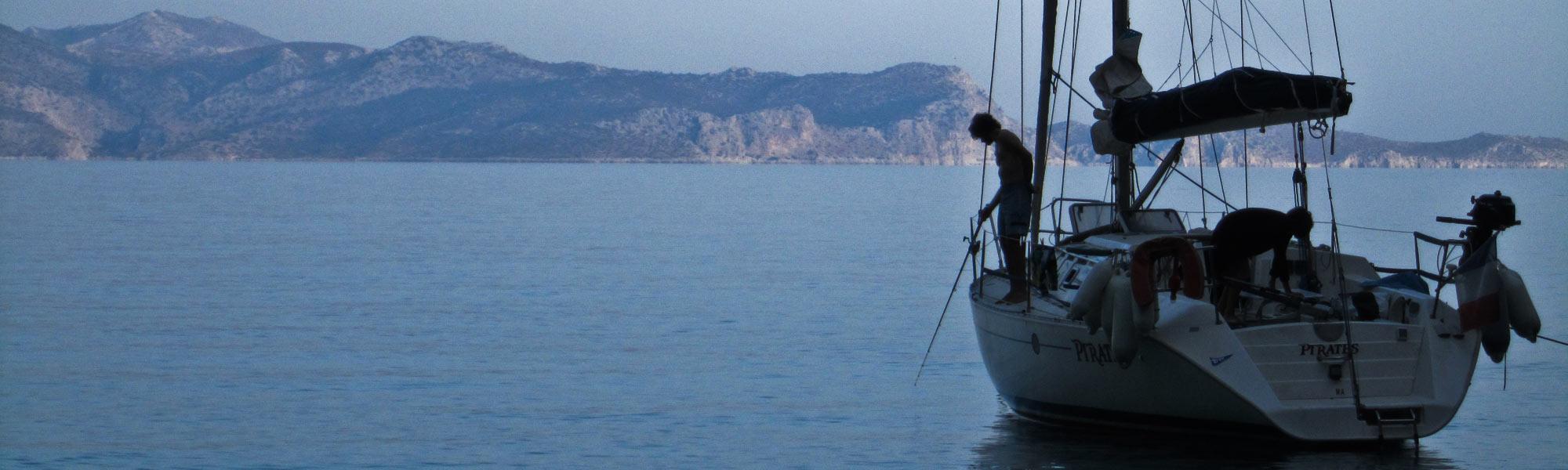 séjour escalade Grèce