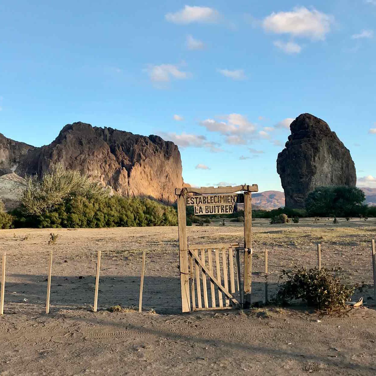 Piedra Parada séjour escalade en Argentine